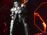 KISS, Paul Stanley, Gene Simmons, Tommy Thayer, Eric Singer