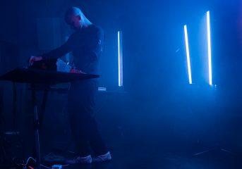 Noise Pop Review: Jacques Greene, NAVVI look like the past's future at Starline Social Club