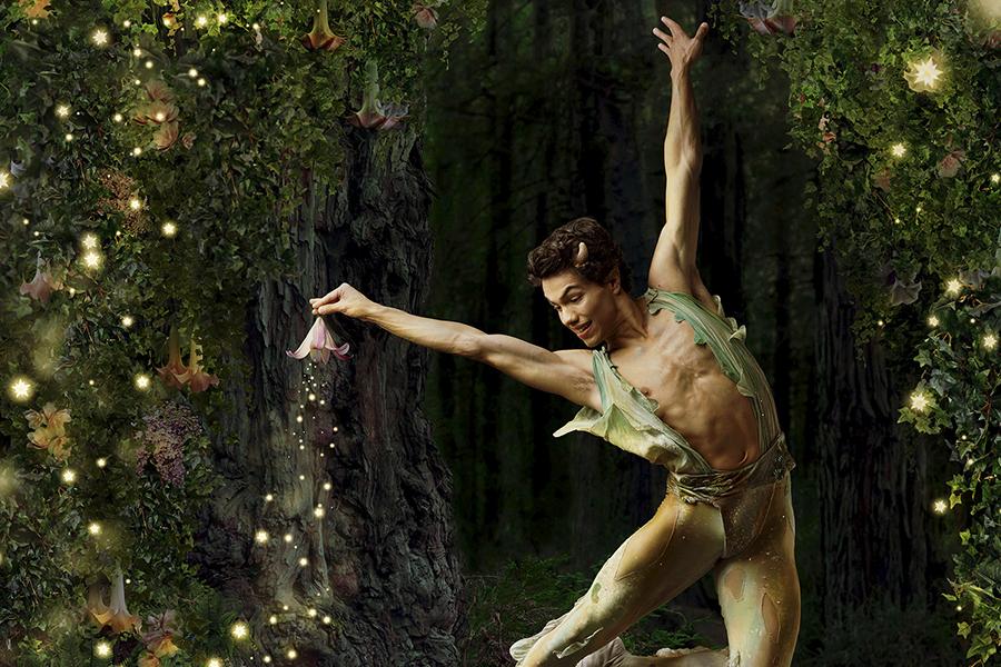 SF Ballet, San Francisco Ballet, A Midsummer Night's Dream
