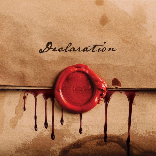 red, the band red, declaration