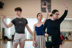 SF Ballet, Sandra Jennings, Benjamin Freemantle, Dores Andre