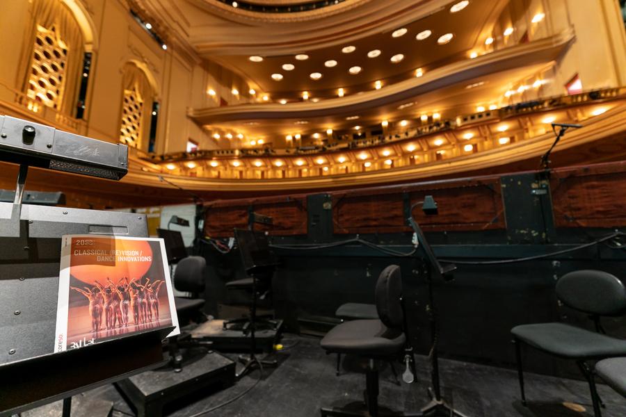 SF Ballet, War Memorial Opera House