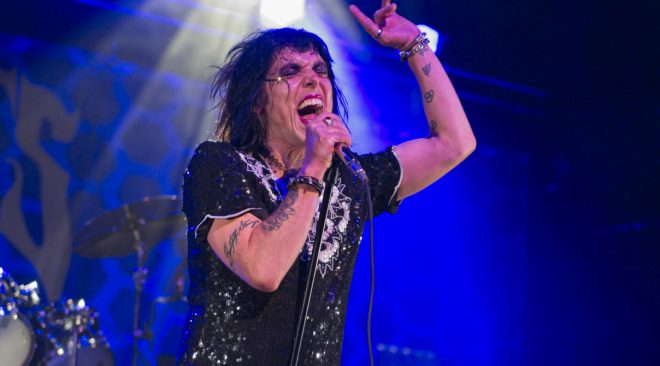 REVIEW: I've seen The Struts' act before, but it worked again at the Warfield