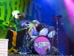 The Struts, Luke Spiller, Adam Slack, Jed Elliott, Gethin Davies