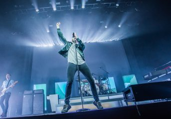 SLIDESHOW: Keane and Saint Sister at the Fox Theater in Oakland