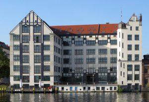 James Hersey, Berlin, Germany
