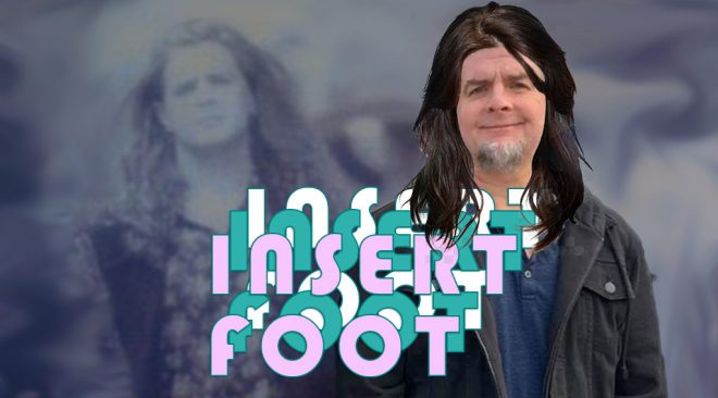 Insert Foot: Let your freak follicles fly, says Mother Nature