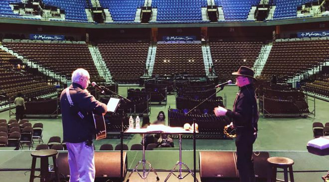 INTERVIEW: Micky Dolenz of The Monkees on living through the 'horrible cloud'