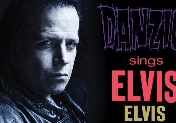 ALBUM REVIEW: Danzig's passion shines on 'Danzig Sings Elvis'