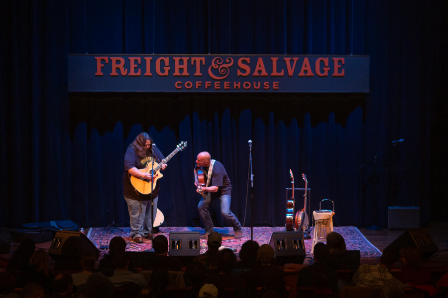 Tim Flannery, Jeff Berkley, Freight & Salvage, Freight and Salvage
