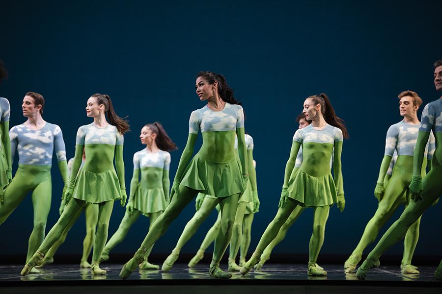 San Francisco Ballet, SF Ballet, Gabriela Gonzalez, Sandpaper Ballet