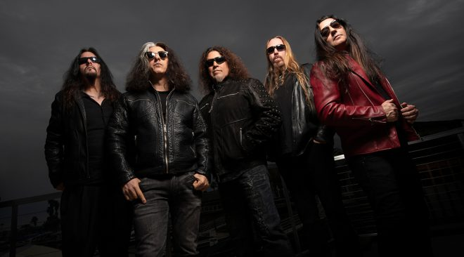 INTERVIEW: Chuck Billy of Testament on promoting a new album while recovering from COVID-19