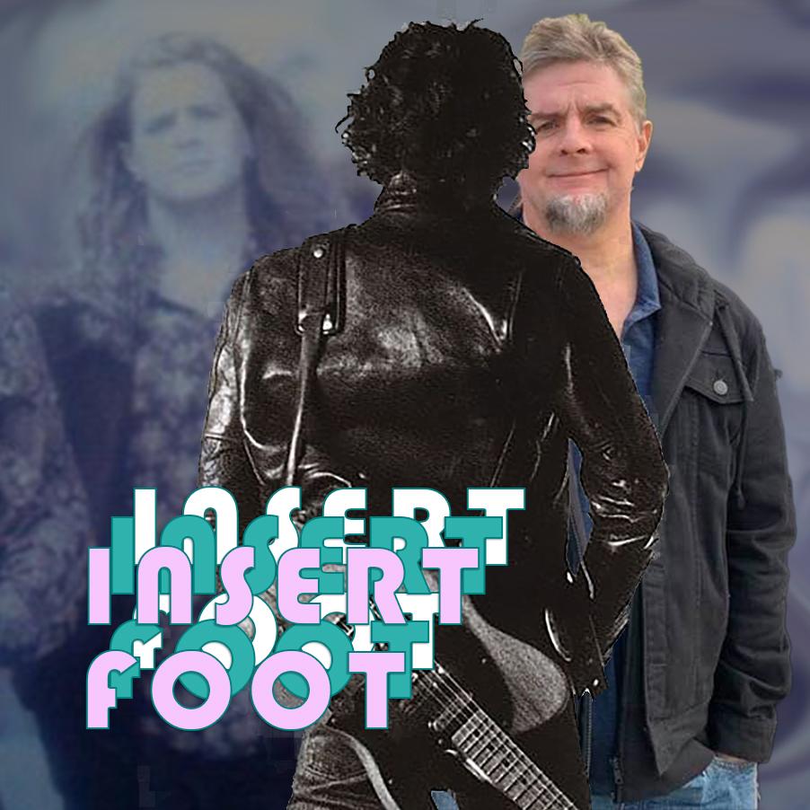 Insert Foot, Tony Hicks, Bruce Springsteen, The Rising
