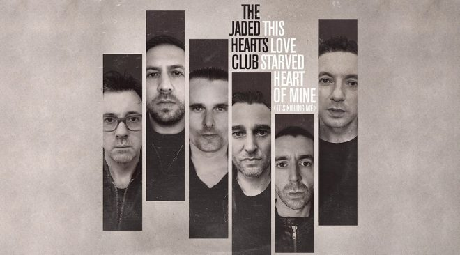 Members of Muse, Blur, The Last Shadow Puppets, Jet and The Zutons announce The Jaded Hearts Club
