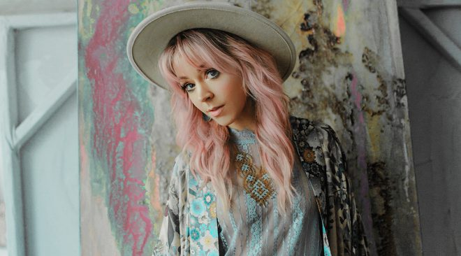 INTERVIEW: Lindsey Stirling learning to slow down in a pandemic, show love with her wallet