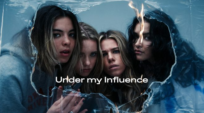 ALBUM REVIEW: The Aces use their influence to charm on 'Under My Influence'