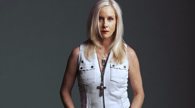INTERVIEW: Cherie Currie is fully charged for new album and audiobook