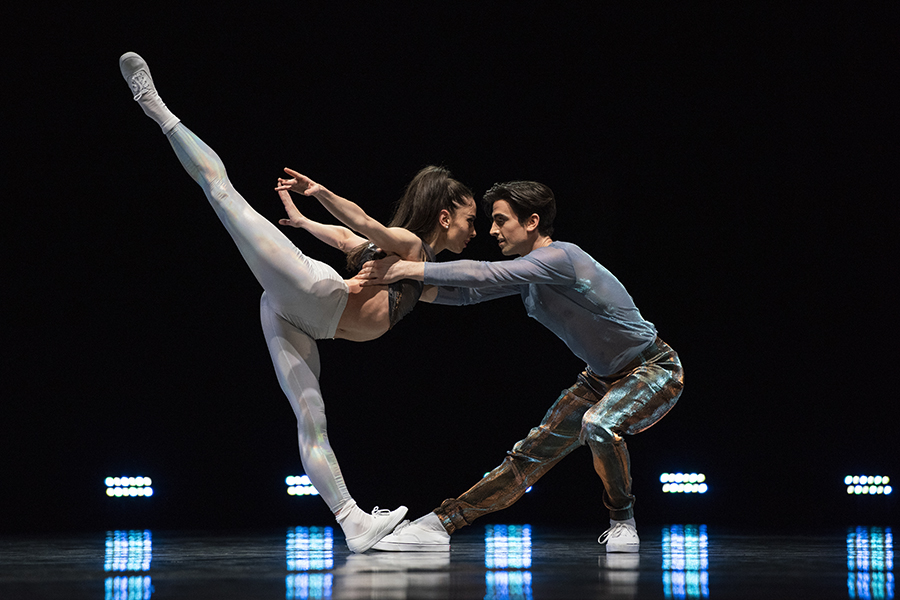 Dores André, Joseph Walsh, Hurry Up We're Dreaming, M83, SF Ballet, San Francisco Ballet