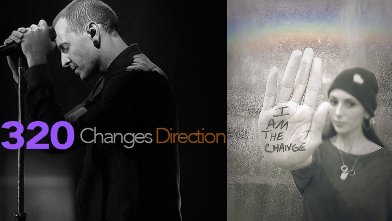 Chester Bennington, 320 Changes Direction, Talinda Bennington, Linkin Park