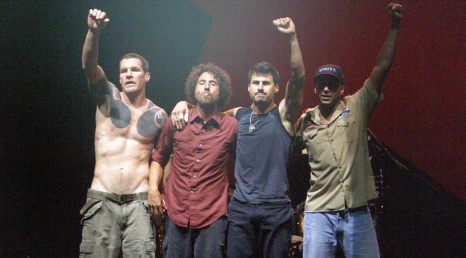 Rage Against the Machine, Run the Jewels announce rescheduled tour