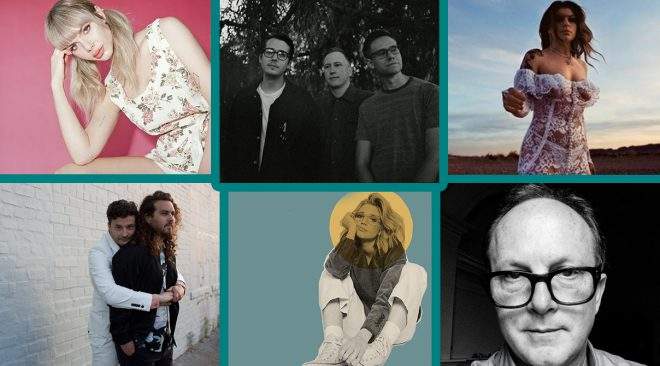 Tuesday Tracks: Your Weekly New Music Discovery - May 12