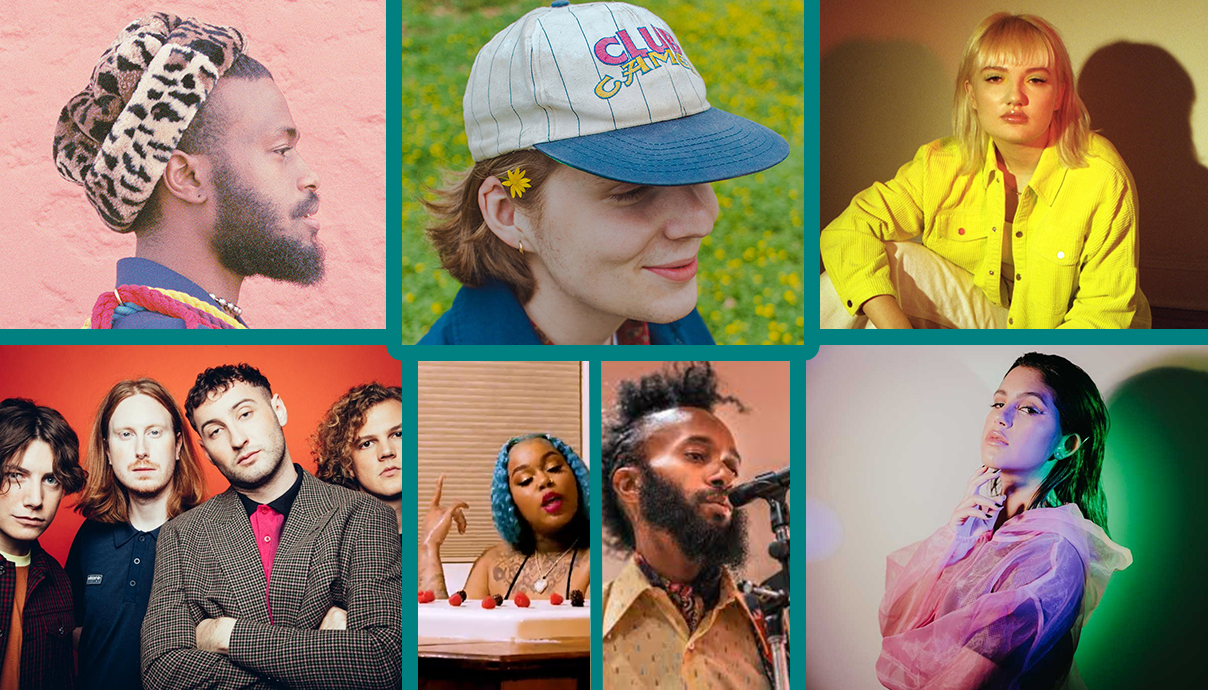 DUCKWRTH, Jawny, Jackie Hayes, VALE, Fantastic Negrito, Jucee Froot, Sea Girls