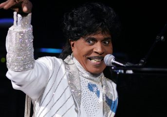 Obituary: Why the sad face for Little Richard, a man who epitomized the joy of rock and roll?