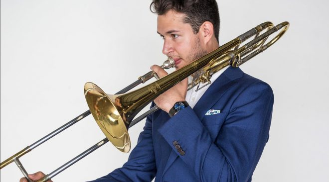 SF Symphony trombonist Nick Platoff on finding his voice in a pandemic, the departure of Michael Tilson Thomas