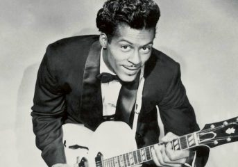 REWIND: White people stole rock and roll from Sister Rosetta Tharpe and Chuck Berry