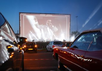 First Bay Area drive-in concerts to include three tribute bands in Pleasanton tonight, Saturday