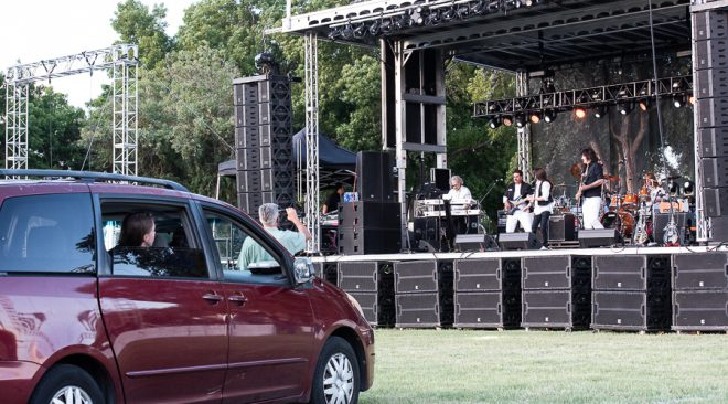 Alameda County Fair announces next drive-in concert; on June 26