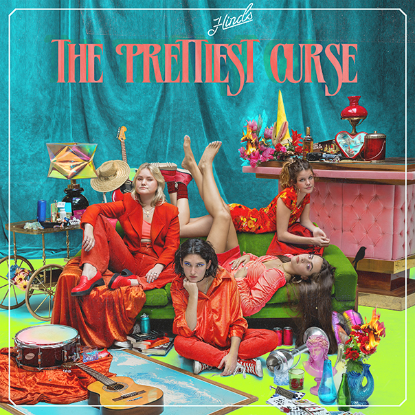 The Prettiest Curse, Hinds
