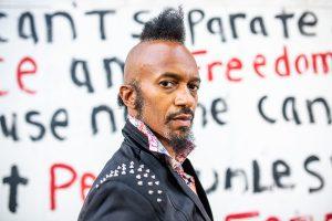 Fantastic Negrito, Black Lives Matter, George Floyd