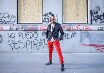 Fantastic Negrito on protests, growing up on the street, and the George Floyd video