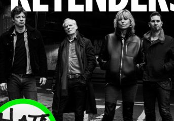 ALBUM REVIEW: The Pretenders explore new sounds and signature style on 'Hate for Sale'