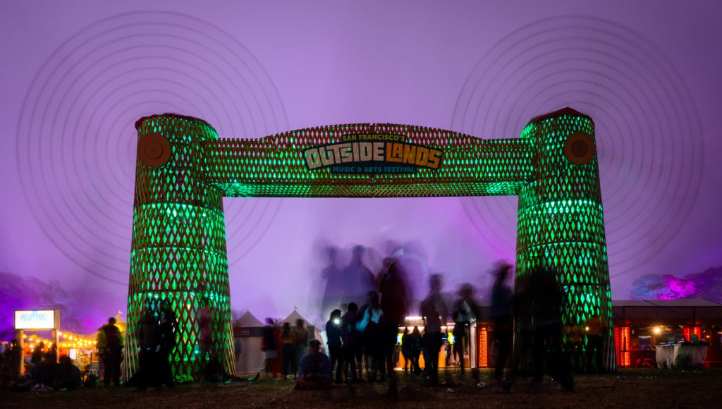 Outside Lands 2019, Outside Lands
