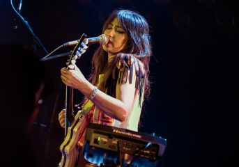 INTERVIEW: KT Tunstall on reminding fans to 'Wash Ya Hands,' England's slave trade protest
