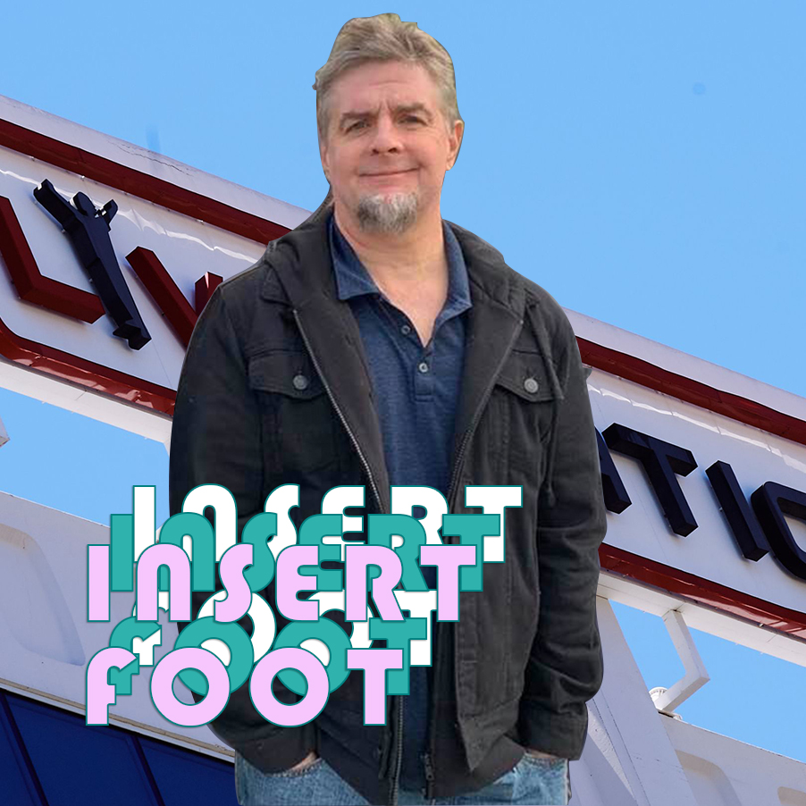 Insert Foot, Live Nation
