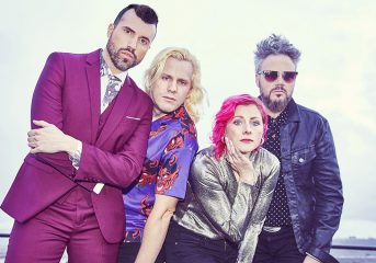 Coming out, leaving the LDS church brought Tyler Glenn closer to his Neon Trees bandmates