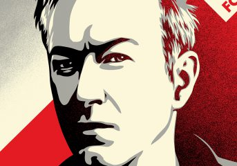 QUICK TAKES: Gang of Four ends the story with 'Anti Hero'