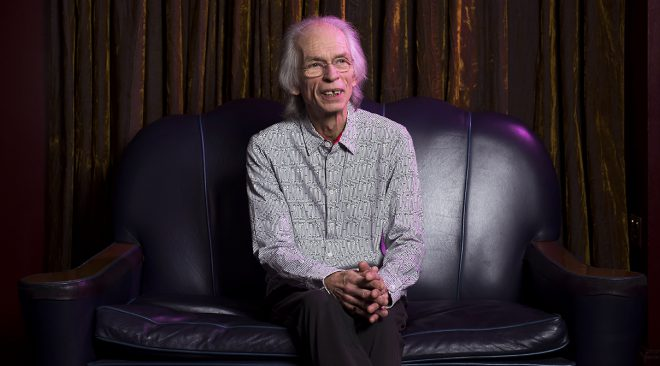 With nods to the new, the familiar, Steve Howe tells us what 'Love Is'