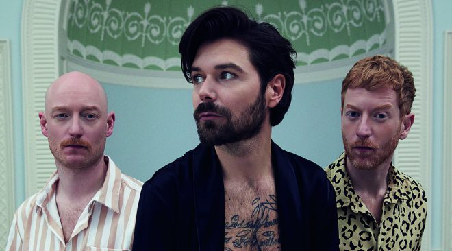 Q&A: Biffy Clyro calls for action to avoid ultimate 'endings'