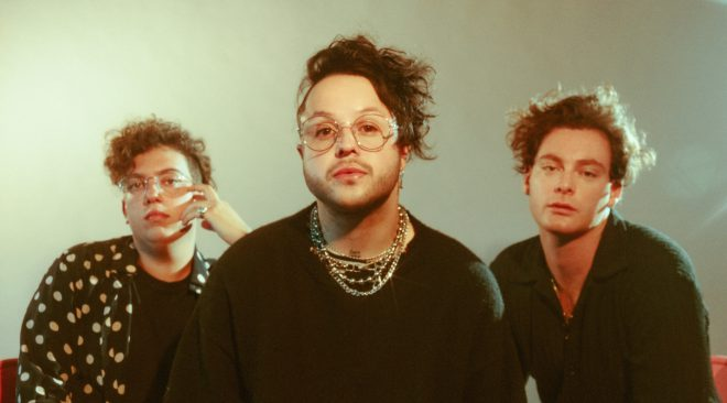 REVIEW: lovelytheband shakes it up on 'Conversations With Myself About You'