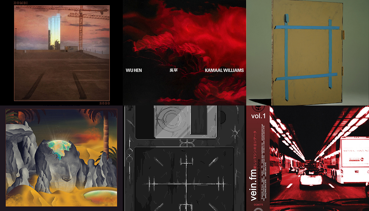 Bandcamp Friday, Zombi, Kamaal Williams, The Caretaker, Vein.FM, Master Boot Record, Nelson Dialect
