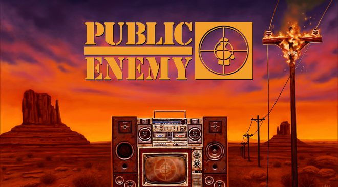 Public Enemy fights on with 'What You Gonna Do When the Grid Goes Down?'