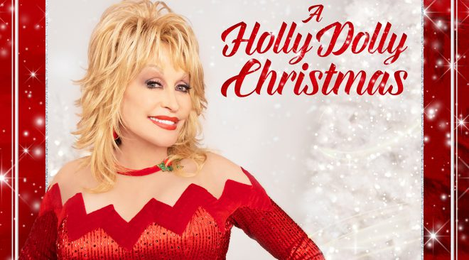 REVIEW: Dolly Parton full of the holiday spirit on 'A Holly Dolly Christmas'