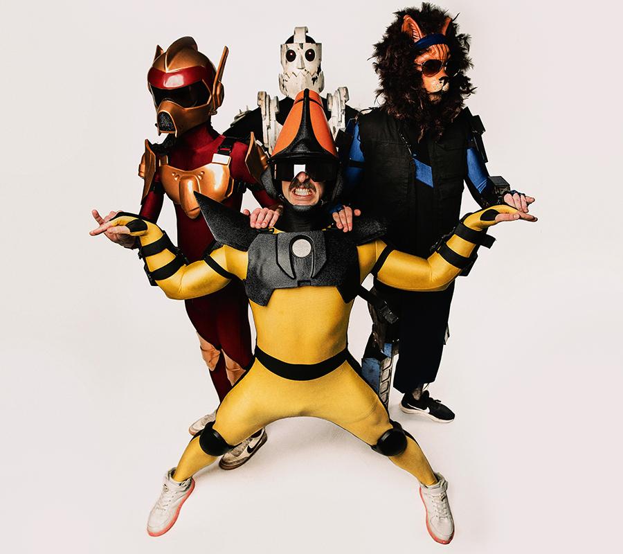 TWRP, Doctor Sung, Havve Hogan, Lord Phobos, Commander Meouch