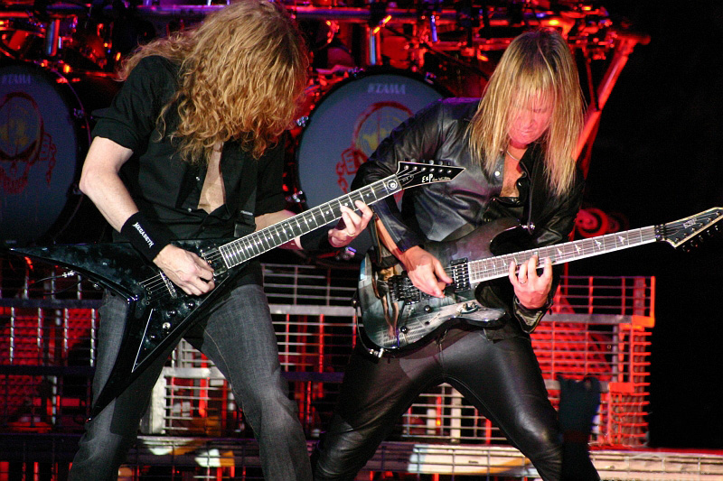 Megadeth, Dave Mustaine