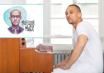 Professor Music dives into music theory and white supremacy with Kev Choice