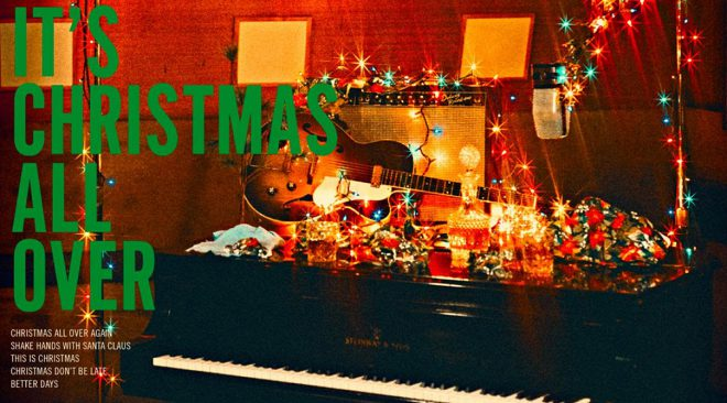 ALBUM REVIEW: Goo Goo Dolls find their inner child on 'It's Christmas All Over'